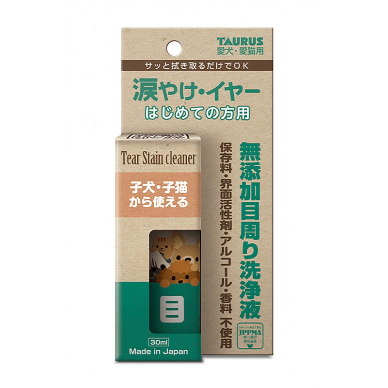 Taurus Tear Stain Cleaner (Suitable For Kitten & Puppy ) 30ml