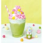 Decole Concombre - Doll Goods - Traveling Cat Sakura Trip 2021 Series - Kagawa Matcha Latte Bird