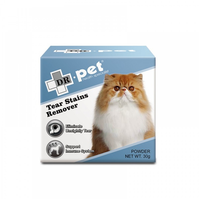 Dr.Pet Tear Stains Remover 30g