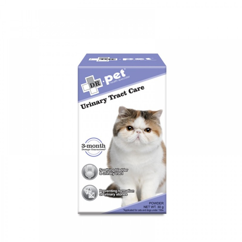 Dr.Pet Urinary Tract Care 30g