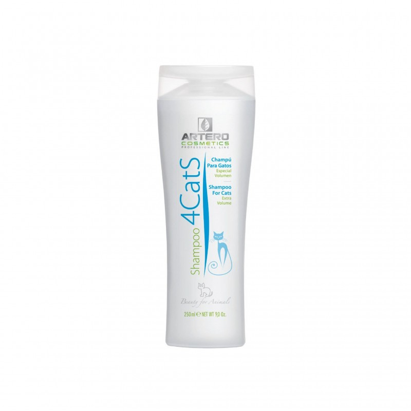 Artero 4CatS Shampoo 250ml