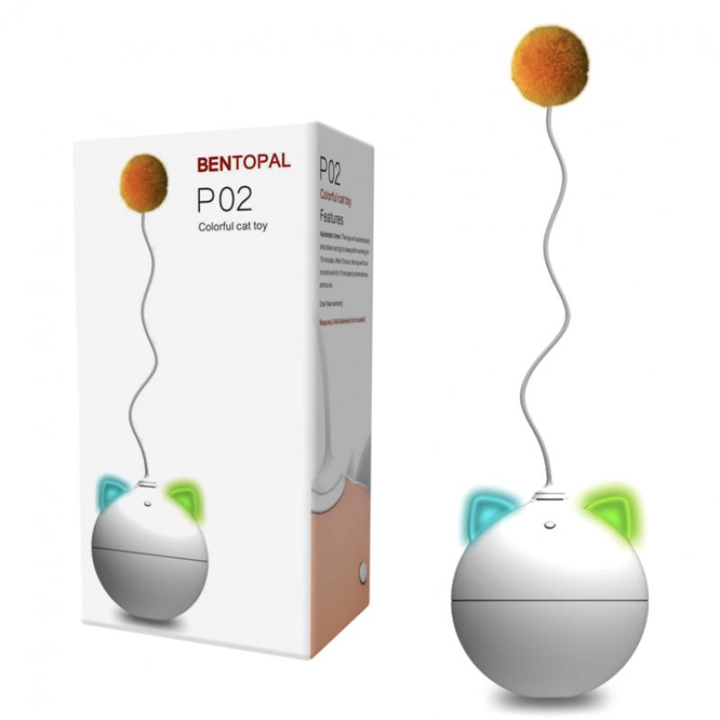 Bentopal LED Electric Tumbler Ball - White Colour