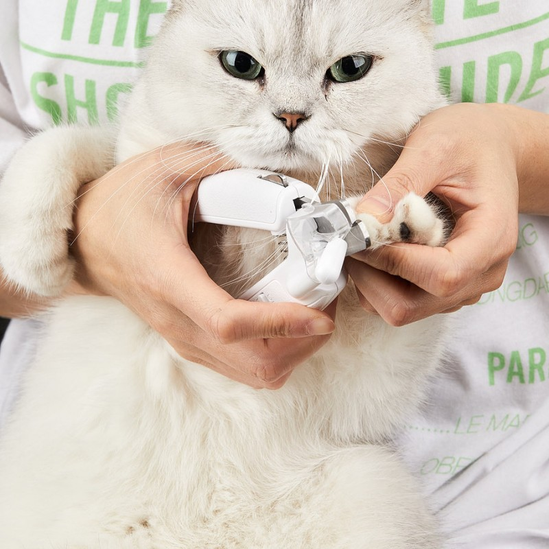 Petkit LED Light Pet Nail Clipper For Cats & Dogs