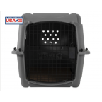 Petmate - SkyKennel Pet Aircraft Cage - Specially for Immigration (30-50 lbs)