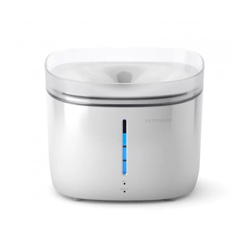 Petoneer Nutri Smart Pet Feeder with Built-in Camera + ULTRA - UV Sterilized Version Drinking Fountain [Premium Goods, One Year Maintenance]  (Buy set of bonus points will make up later)