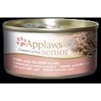 Applaws Senior Can - Tuna with Salmon 70g