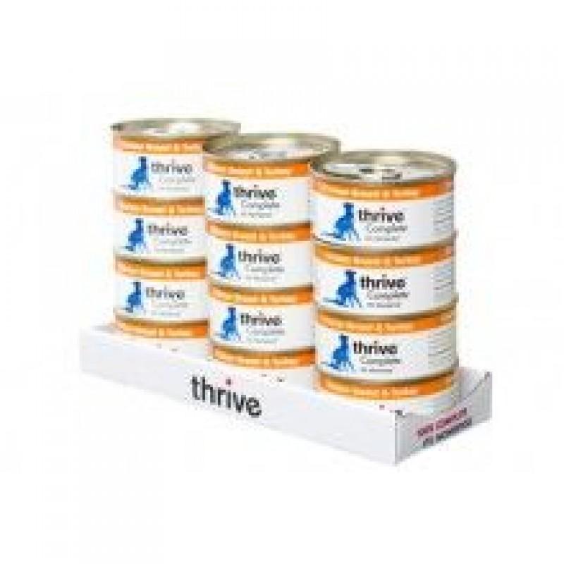 Thrive Complete Chicken & Turkey Breast 75g