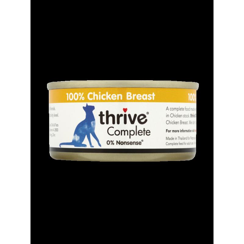 Thrive Complete Chicken Breast 75g