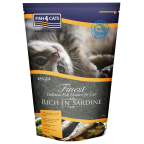 Fish4Cats Finest Sardine Complete Food 1.5Kg (29Jun2020 Expires)