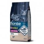 Monge Low Grain Wild Goose - Kitten 1.5kg