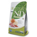 N&D Farmina Italy Grain Free Boar & Apple Adult Cat 1.5kg - [Out of Stock]