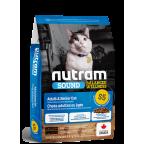 Nutram Sound Balanced Wellness for Adult - Chicken + Salmon 1.13kg