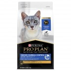Pro Plan Adult - Indoor Hairball Control Cat Food - Chicken 1.5kg