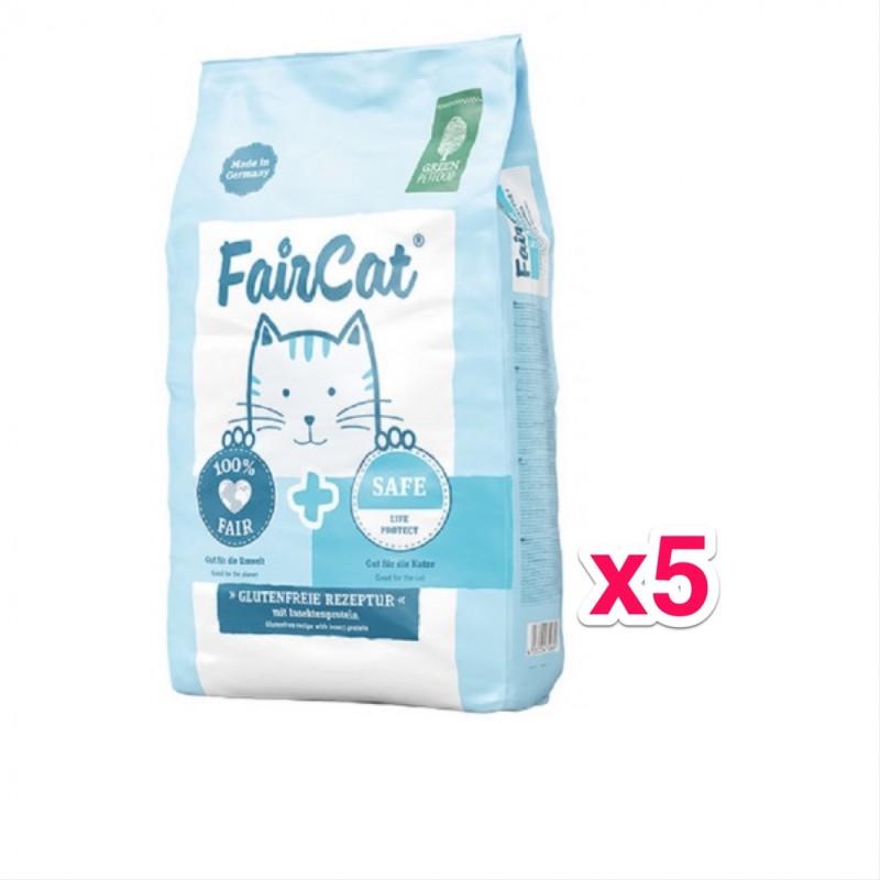 Green Food - Fair Cat Safe Cat Food 300g x5Bags /Each Bag$46.4=$232
