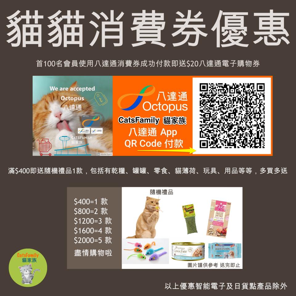 Cat Coupon Discount